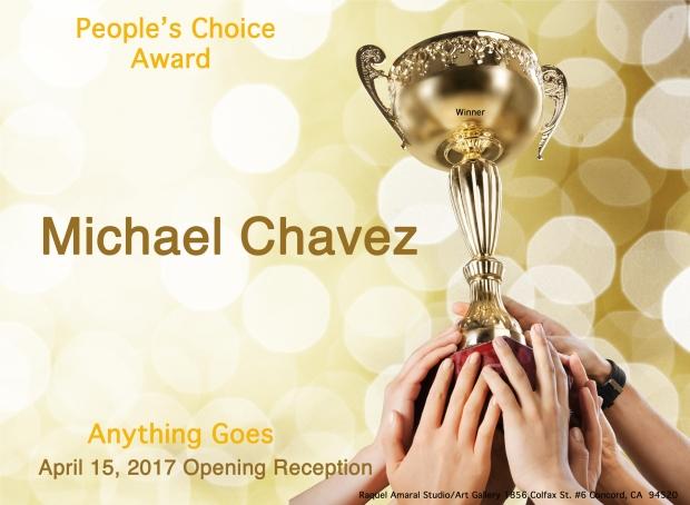 People's choice Award MC