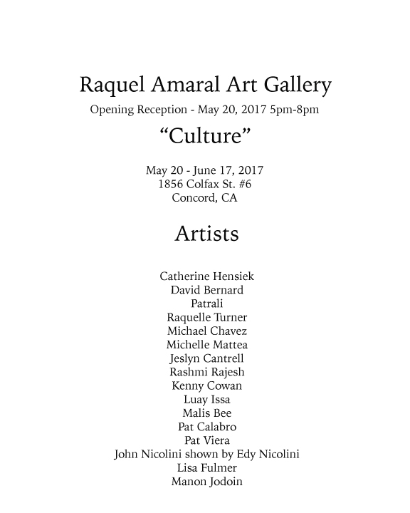 Culture Artists