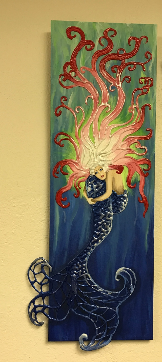 Pat Viera Mermaid three