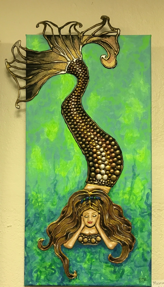 Pat Viera Mermaid Two