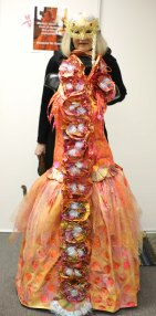 Pat and dress art